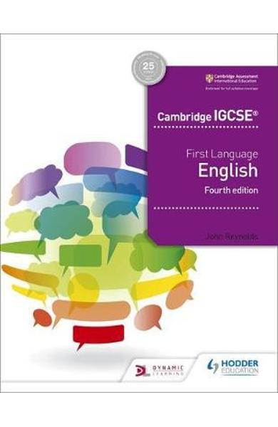Cambridge IGCSE First Language English 4th edition