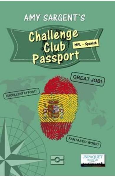 Challenge Club Passport