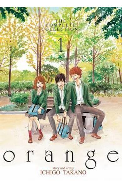 Orange: The Complete Collection 1 - Ichigo Takano