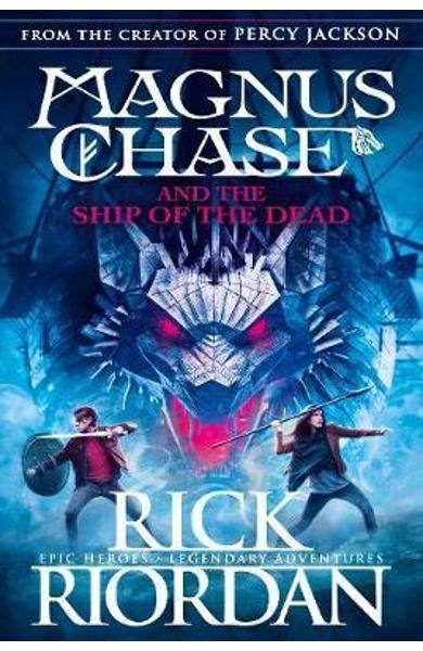 Magnus Chase and the Ship of the Dead (Book 3) - Rick Riordan