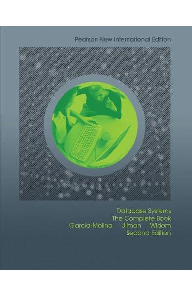 Database Systems: Pearson New International Edition - Hecter Garcia Molina & Jeffrey Ullman