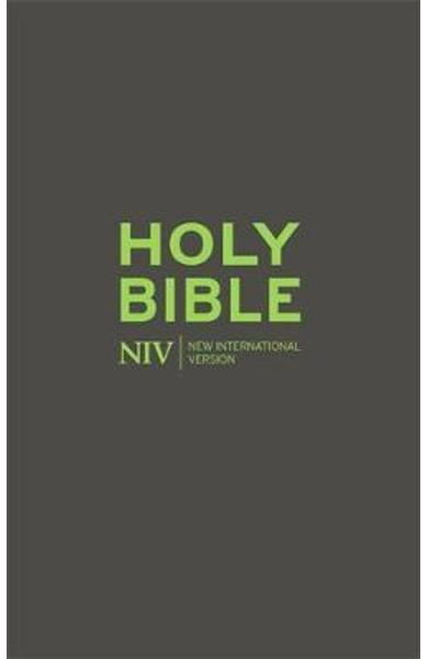 NIV Popular Soft-tone Bible with Zip -