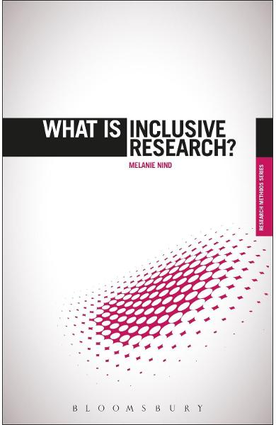 What Is Inclusive Research? - Melanie Nind