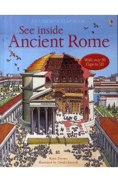 See Inside Ancient Rome