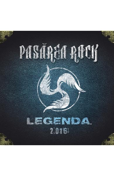 CD Pasarea Rock - Legenda