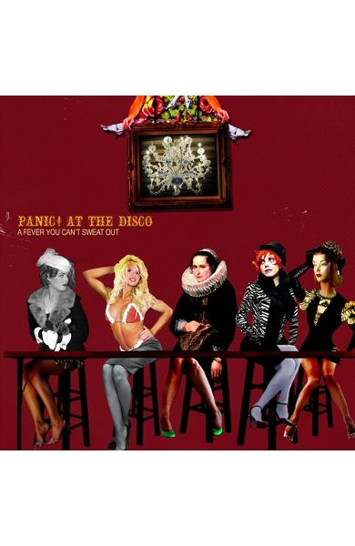 CD Panic At The Disco - A Fever You Can t Sweat Out