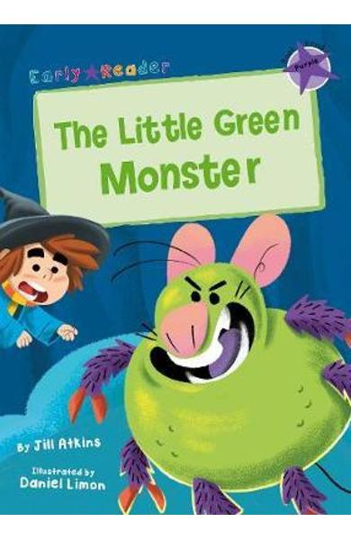 Little Green Monster