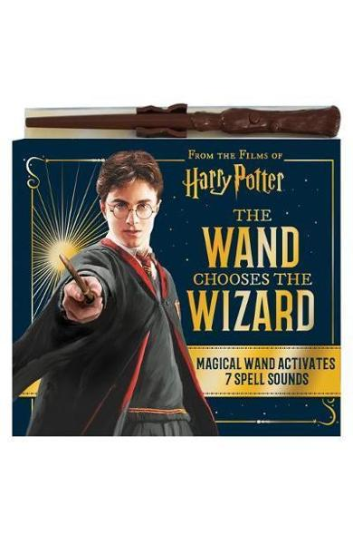 Wand Chooses the Wizard -