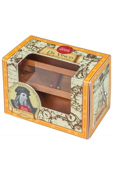 Great Minds - Leonardo Da Vinci's Ball Bearing Puzzle