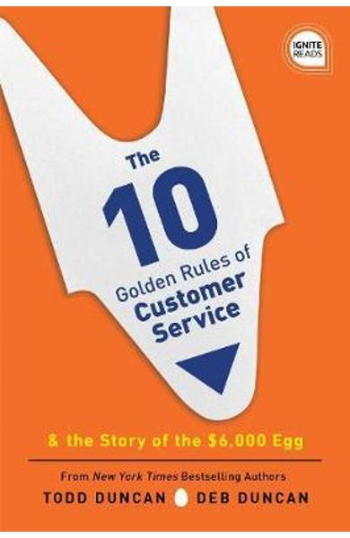 10 Golden Rules of Customer Service