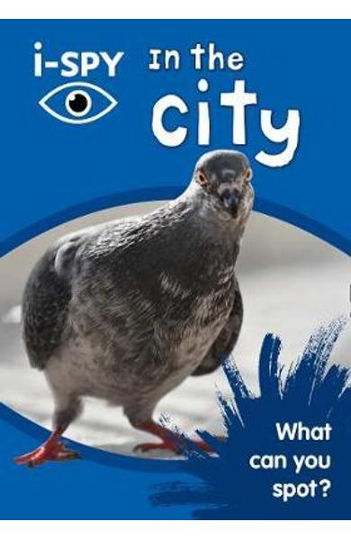 i-SPY In the City