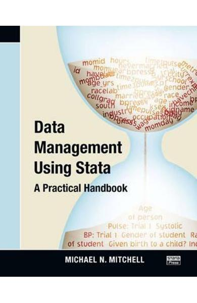 Data Management Using Stata - Michael N Mitchell
