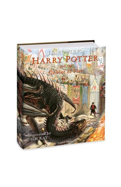 Harry Potter and the Goblet of Fire - J K Rowling