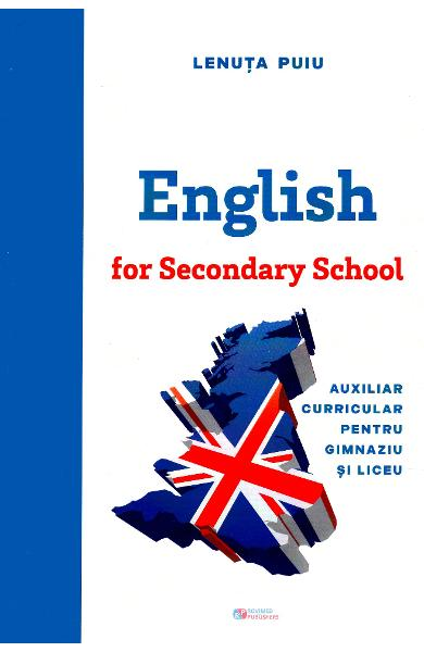 English for Secondary School - Lenuta Puiu