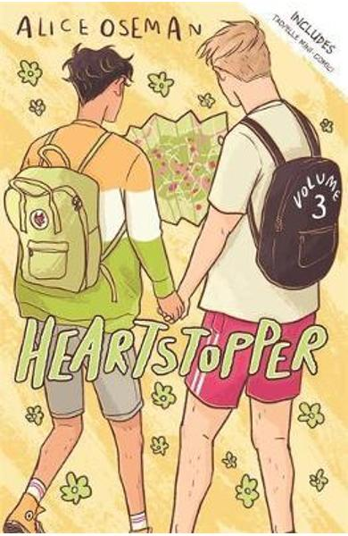 Heartstopper Volume Three - Alice Oseman