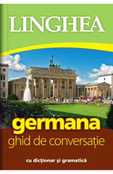 eBook Germana. Ghid de conversatie cu dictionar si gramatica