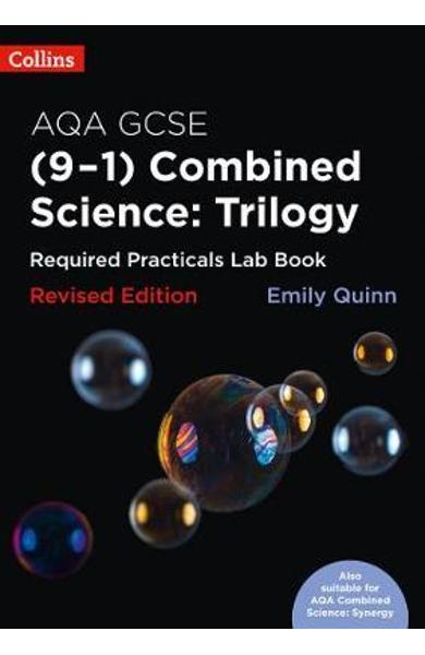 AQA GSCE Combined Science (9-1) Required Practicals Lab Book