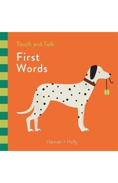 Hannah + Holly Touch and Talk: First Words