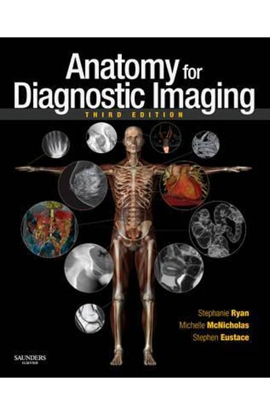 Anatomy for Diagnostic Imaging - Stephanie Ryan