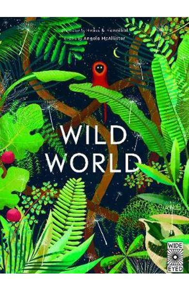 Wild World - Angela McAllister