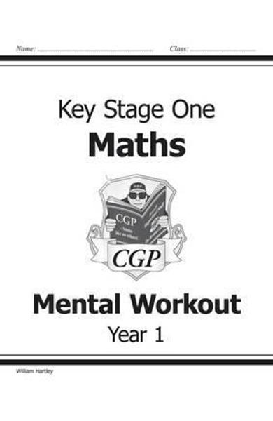 KS1 Mental Maths Workout - Book 1, Levels 1-2