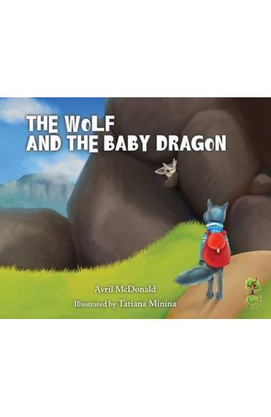 Wolf and the Baby Dragon