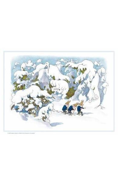 Gnomes in the Snow Advent Calendar -