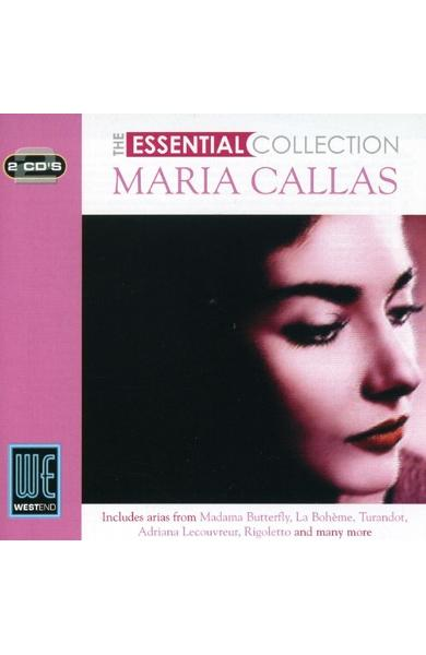 2CD Maria Callas - The Essential Collection