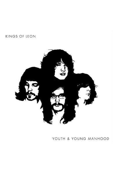 2 VINIL Kings Of Leon - Youth & young manhood