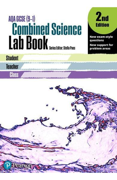 AQA GCSE Combined Science Lab Book, 2nd Edition