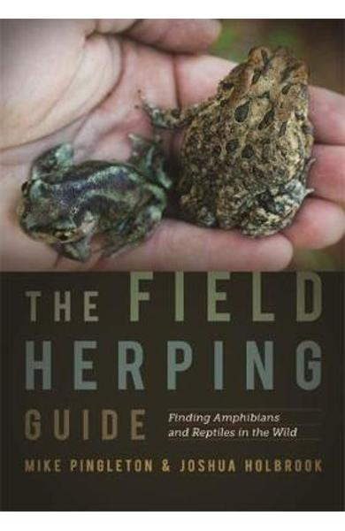 Field Herping Guide - Mike Pingleton