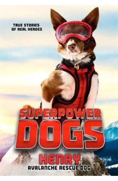 Superpower Dogs: Henry - Cosmic Picture