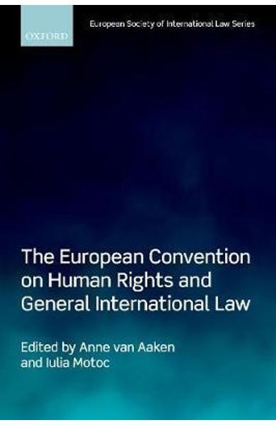 European Convention on Human Rights and General Internationa - Anne Van Aaken