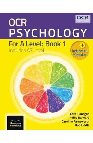OCR Psychology for A Level: Book 1
