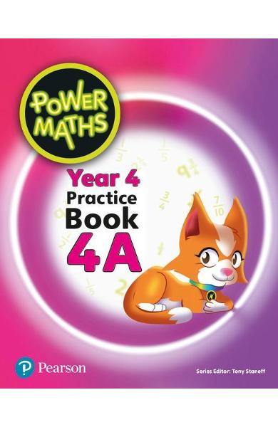 Power Maths Year 4 Pupil Practice Book 4A
