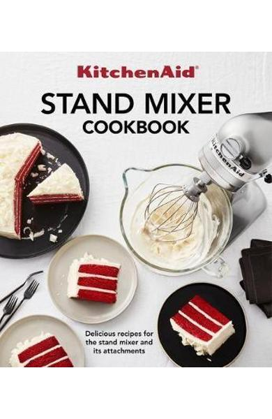 Kitchenaid Standmixer Cookbook -