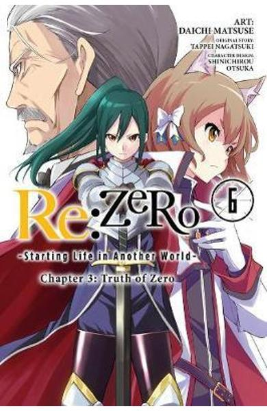 re:Zero Starting Life in Another World, Chapter 3: Truth of