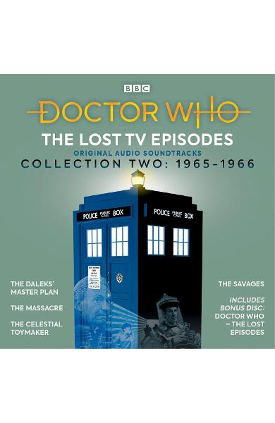 Doctor Who: The Lost TV Episodes Collection Two - Terry Nation