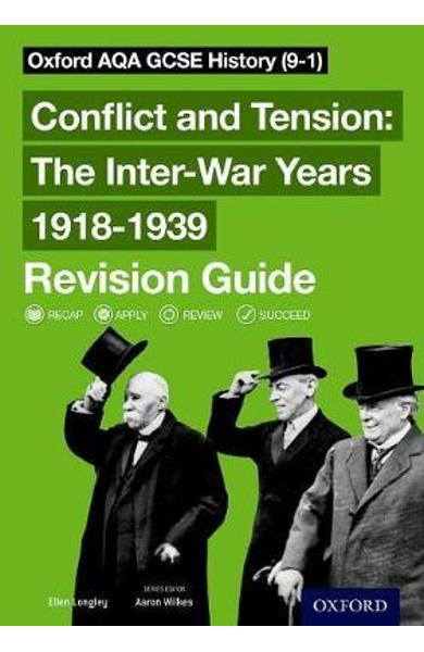 Oxford AQA GCSE History: Conflict and Tension: The Inter-War