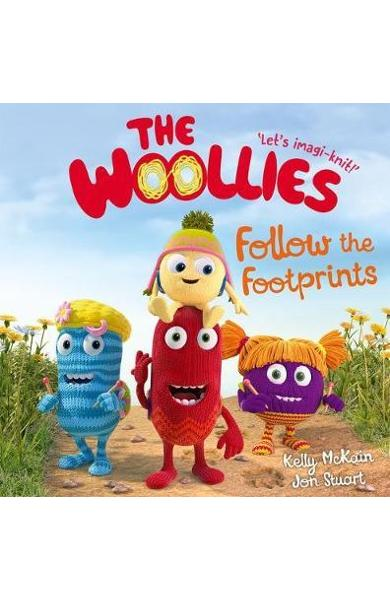 Woollies: Follow the Footprints