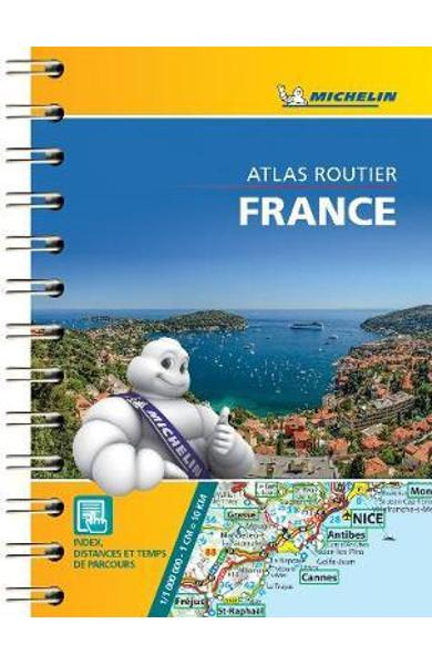 France - Mini Atlas