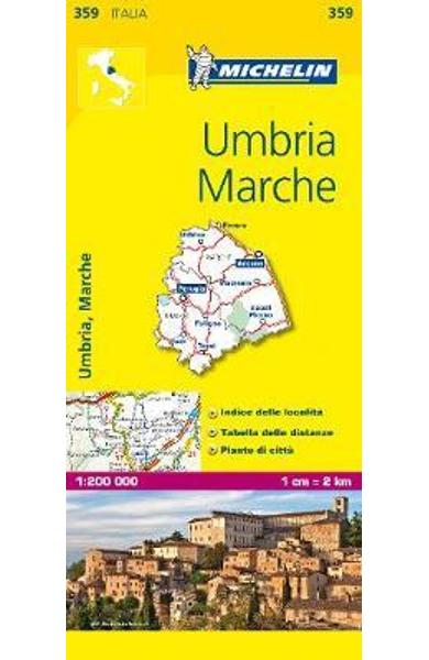 Marche and Umbria