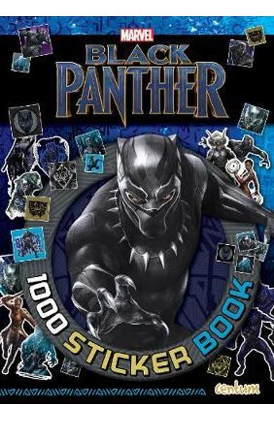 Black Panther - 1000 Sticker Book