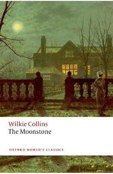 Moonstone - Wilkie Collins