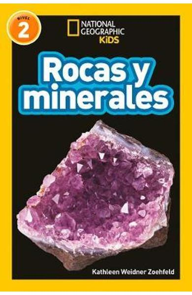 Rocks & Minerals (L2, Spanish) -