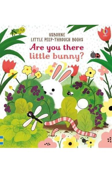 Are you there Little Bunny?