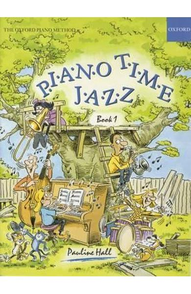 Piano Time Jazz Book 1 - Pauline Hall