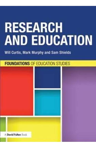 Research and Education - Will Curtis