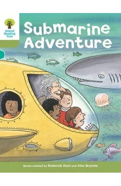 Oxford Reading Tree: Stage 7: Stories: Submarine Adventure