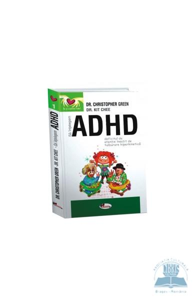 Sa intelegem ADHD - Cristopher Green